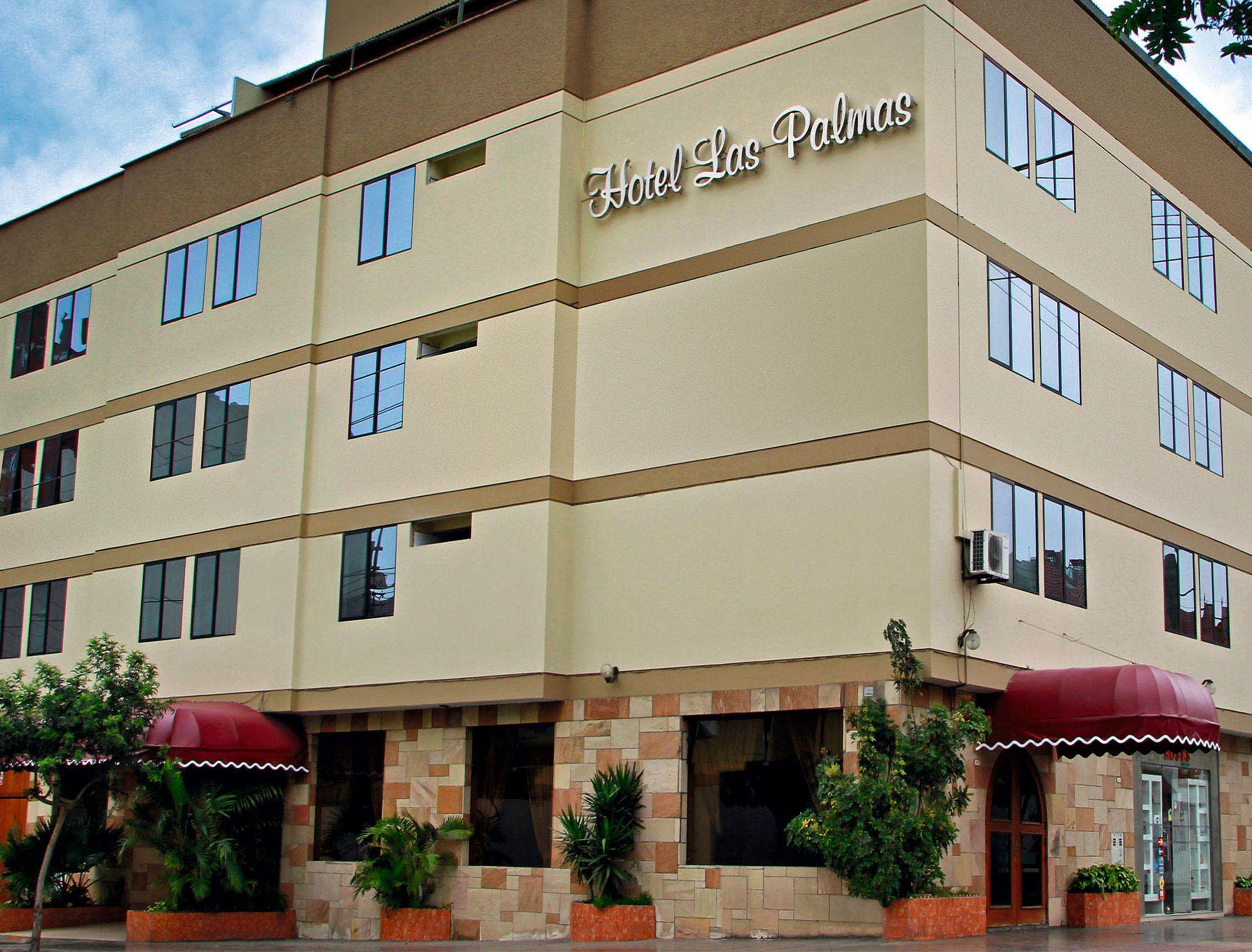 Hotel Las Palmas - Patrimonial